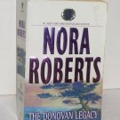 The Donovan Legacy Nora Roberts 3-in-1 Paranormal Romance Trade Size Captivated/Entranced/Charmed