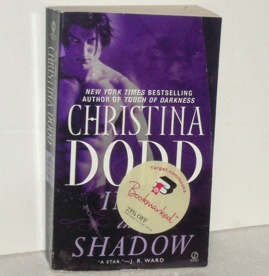 Into the Shadow by Christina Dodd Paranormal Werewolf Romance 2008 Darkness Chosen Series