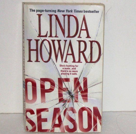 Open Season by LINDA HOWARD Romantic Suspense2002