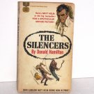 The Silencers by DONALD HAMILTON Thriller 1962 Matt Helm Series