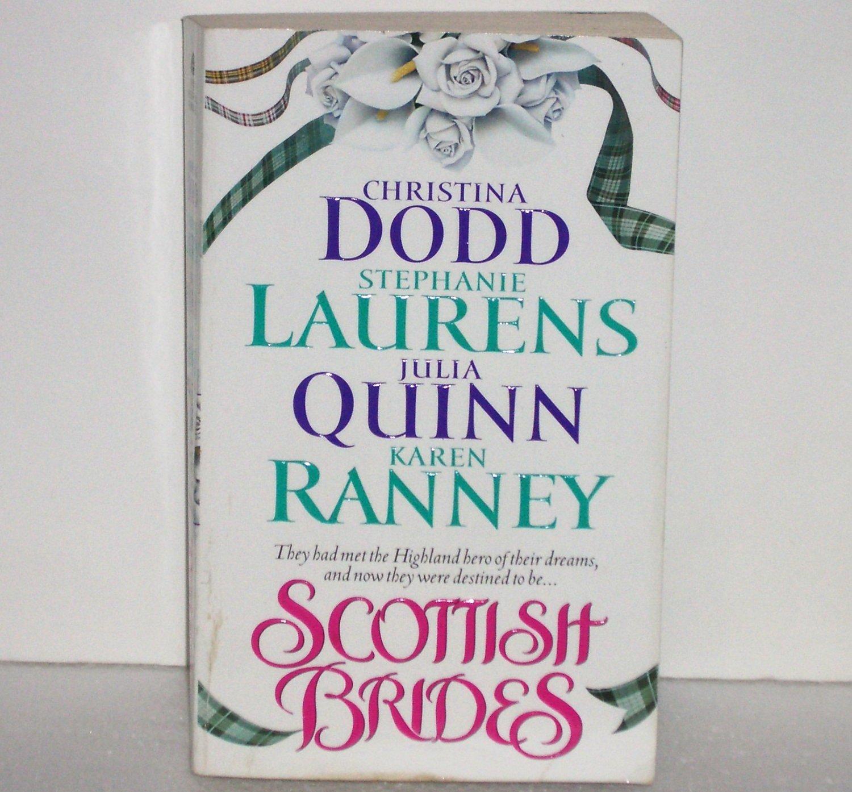 Scottish Brides by Christina Dodd, Stephanie Laurens, Julia Quinn, Karen Ranney 1999