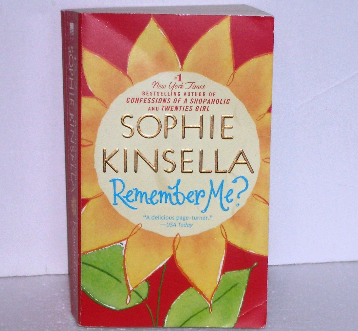 Remember Me? by SOPHIE KINSELLA Chic Lit Romance 2009