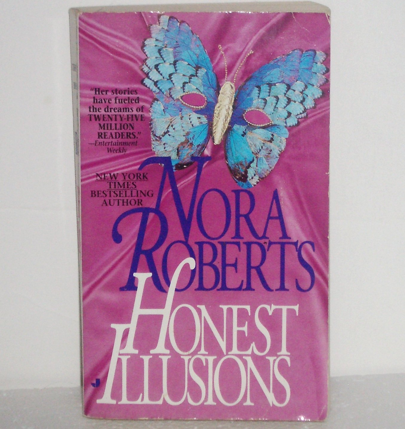 Honest Illusions by Nora Roberts Contemporary Romance 1993