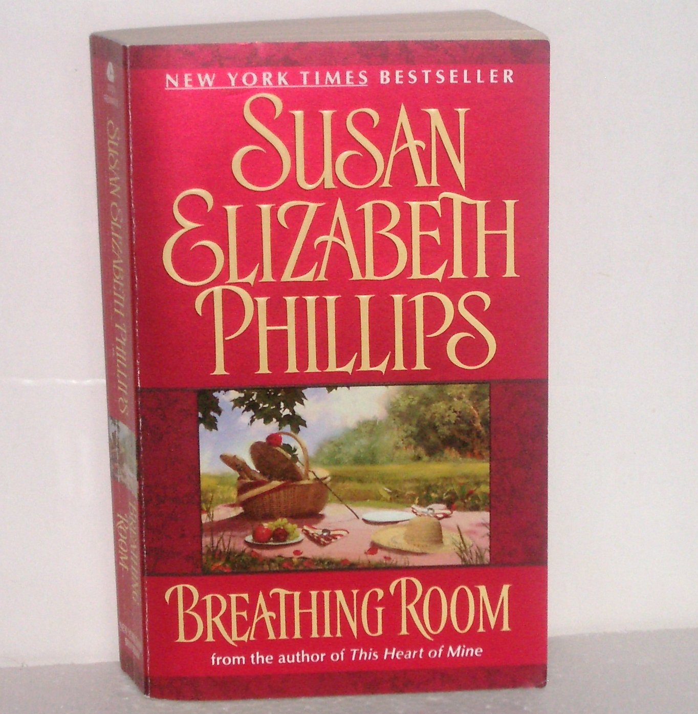 Breathing Room by Susan Elizabeth Phillips Humorous Contemporary Romance 2003