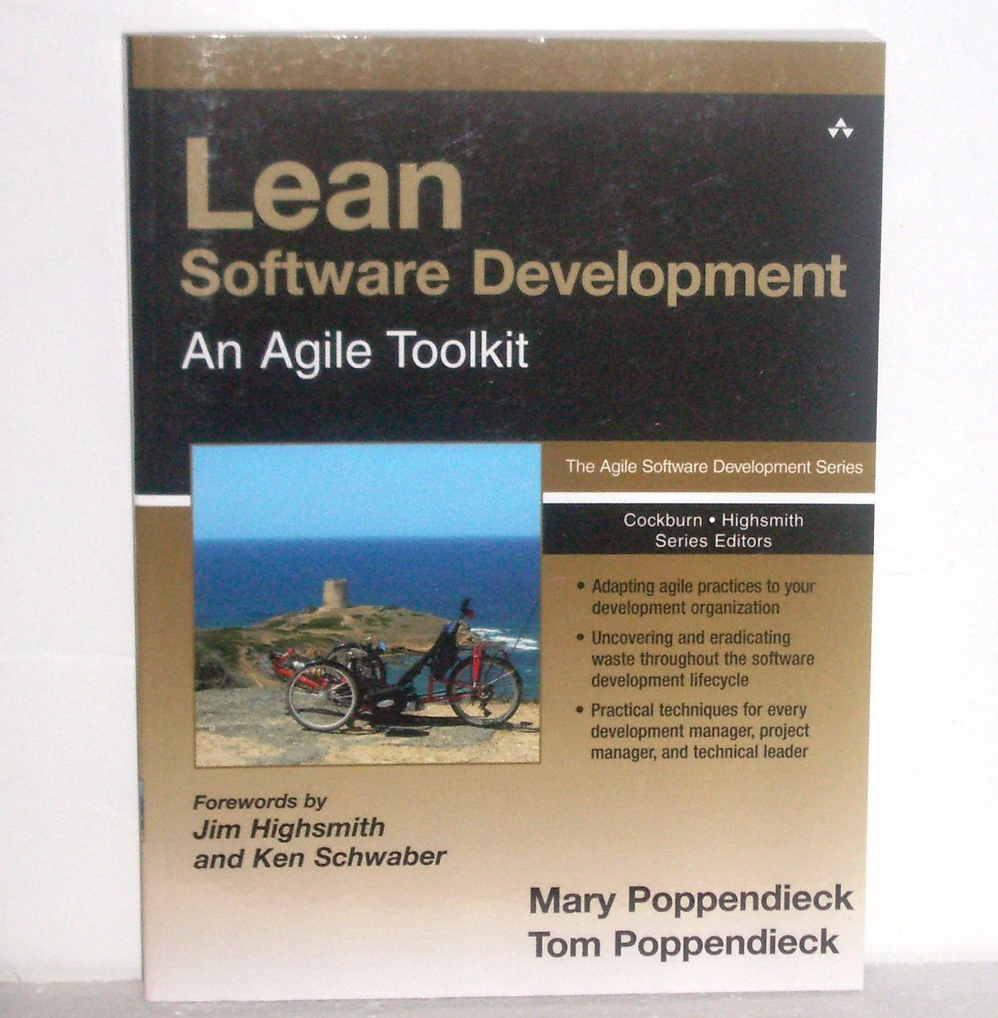 Lean Software Development by Mary Poppendieck, Tom Poppendieck An Agile Toolkit 2003