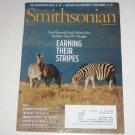 Smithsonian March 2011 Zebras Earning Their Stripes, Myanmar's Rebels, Andrew Jackson vs Cherokees