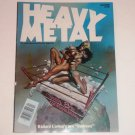 Heavy Metal Magazine April 1985 Volume IX, No. XIII