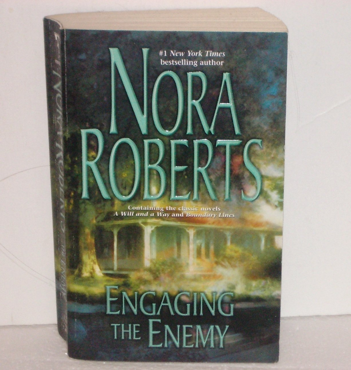 Engaging the Enemy by Nora Roberts 2 in 1 Romance 2003