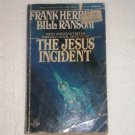 The Jesus Incident by Frank Herbert and Bill Ransom Science Fiction