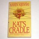 Kat's Cradle by Karen Kijewski Kat Colorado Mystery Series 1992