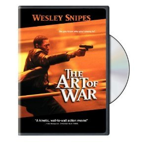 Art Of War DVD 2000 Donald Sutherland, Wesley Snipes