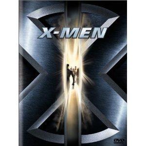 X-Men DVD Wide Screen Hugh Jackman, Ian McKellen, Patrick Stewart