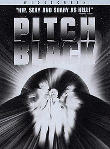 Pitch Black DVD, 2000 Vin Diesel. Wide Screen. Flawless!