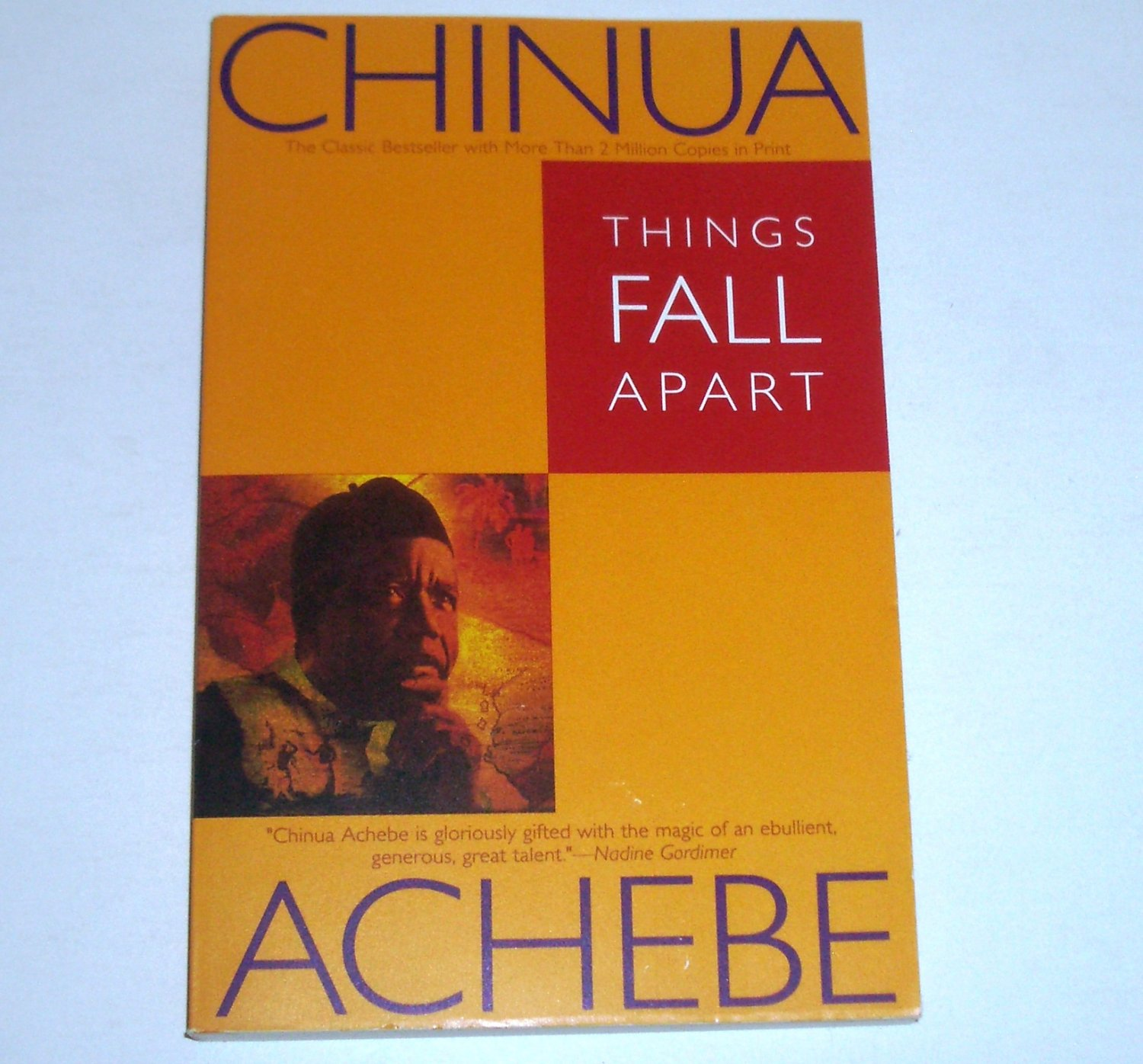 Things Fall Apart By Chinua Achebe 1994 Trade Size