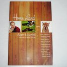 Home Land by Sam Lipsyte 2004 Trade Size Paperback Humor