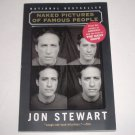 Naked Pictures of Famous People by Jon Stewart 1999 Trade Size Paperback