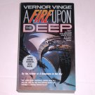 A Fire Upon the Deep by Vernor Vinge 1993 TOR Science Fiction HUGO Award Winner
