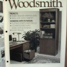 Woodsmith No 62 Notes From the Shop, April 1989