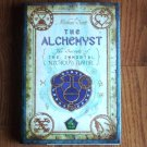 The Alchemyst: The Secrets of the Immortal Nicholas Flamel by Michael Scott Hardcover, Dust Jacket