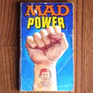 Mad Power by Al Jaffee 1970 Comic Humor