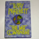 The Last Continent by Terry Pratchett 1999 Hardcover with Dust Jacket Discworld Series
