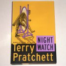 Night Watch by Terry Pratchett Hardcover with Dust Jacket 1st Edition Discworld Series