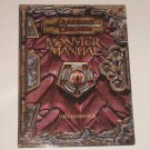 Dungeons and Dragons Monster Manual Core Rulebook III Hardcover