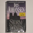 Storm Winds by IRIS JOHANSEN Historical French Revolution Romance 2002 The Wind Dancer Series