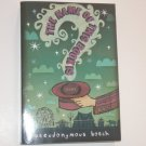 The Name of This Book is Secret by Pseudonymous Bosch Advance Reading Copy 2007
