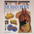 Human Body by Steve Parker Hardcover DK Eyewitness Books