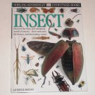 Insect by Laurence Mound Hardcover DK Eyewitness Books