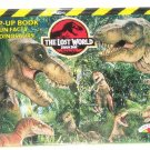 The Lost World: Jurassic Park Pop-Up Book 1997 Hardcover
