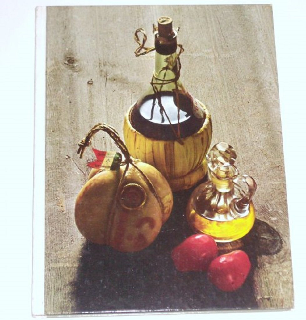 The Cooking of Italy by WAVERLEY ROOT Hardcover Cookbook 1978