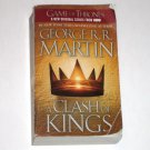 A Clash of Kings by George R. R. Martin A Song of Ice and Fire Series