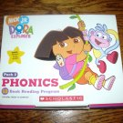 Dora the Explorer Pack 2 Phonics 12 Book Reading Program from Scholastic