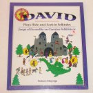David Plays Hide-&-Seek in Folktales by Dolores Mayorga English / Spanish Bilingual Hardcover