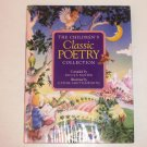 The Children's Classic Poetry Collection by Nicola Baxter Hardcover w/ Dust Jacket 1996