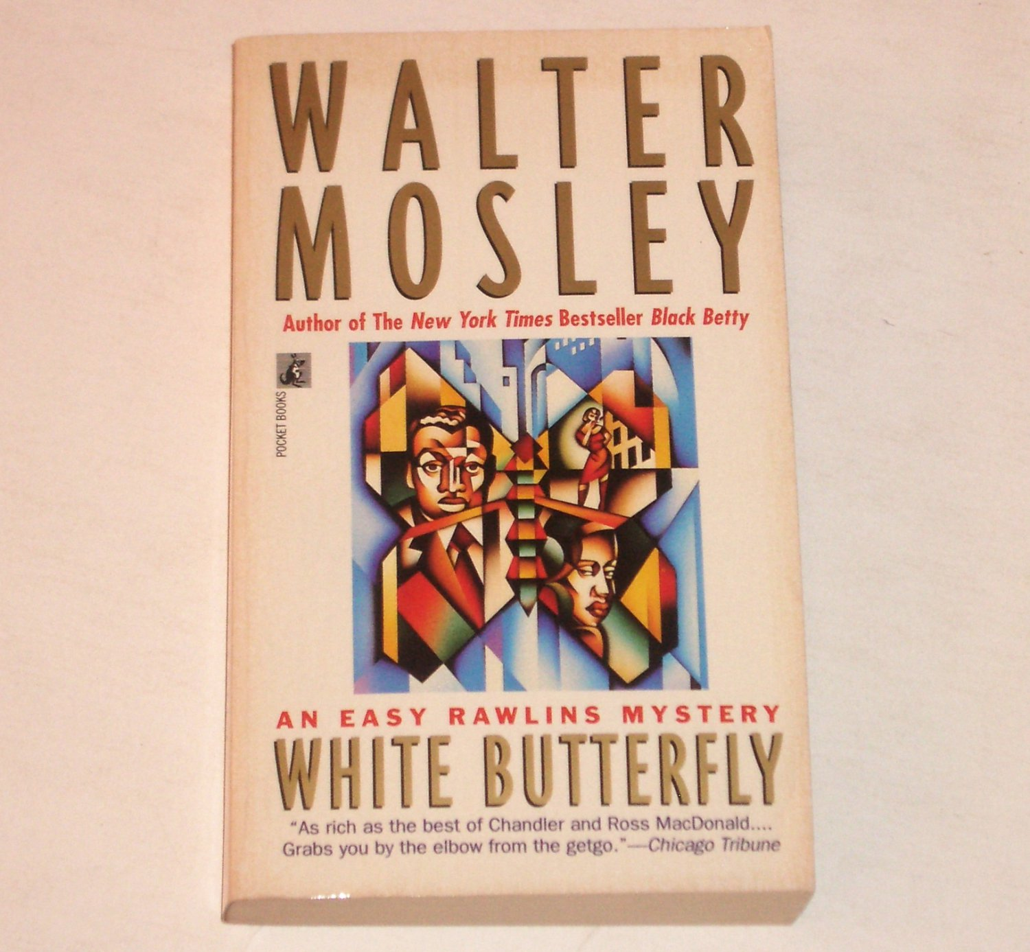 White Butterfly by WALTER MOSLEY An Easy Rawlins Mystery 1993