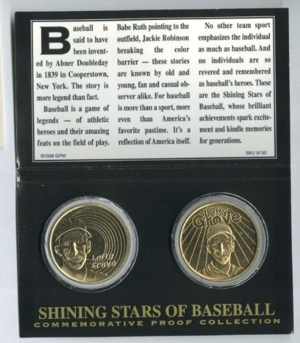 Lefty Grove RED SOX Al coin token  baseball allstars