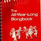 All Year round Songbook Childrens