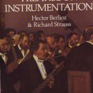 Treatise on Instrumentation Book Berlioz & Strauss