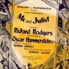 Keep it Gay  Rodgers Hammerstein Vintage sheey Music