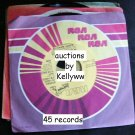 Last Tango Stone in your heart 45  record Deluca Brooks Tipton