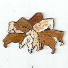 BULLDOG BULLY BUTTS PIN BROOCH PENDANT ADORABLE
