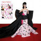 Silkstone Barbie Delphine Gala Gown Every Day's a Holiday 2014 Convention theme