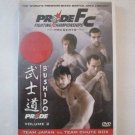 PRIDE Fighting Championships - Bushido: Vol. 2 (DVD, 2005, 3-Disc Set)