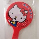 New! Sanrio HELLO KITTY Red Hand Mirror for Home, Office, Travel, Cars