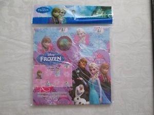 Disney FROZEN Origami Scrap Paper Set, Blue/Purple/Pink Set Anna, Elsa, Olaf
