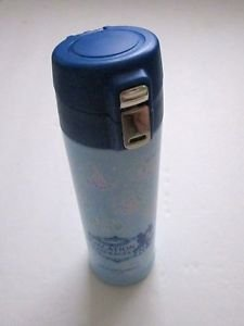 New! Tokyo Disneyland Resort Stainless Drink Mug Bottle, Blue,�Limited Edition