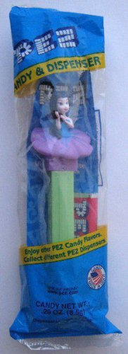 NEW! Disney Fairies SILVERMIST Pez Dispenser, FREE U.S. Shipping!